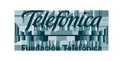 Logo Fundación Telefonica